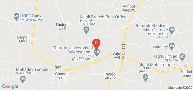 Ashok & Rita Patel Institute of Physiotherapy, Anand, Gujarat, India