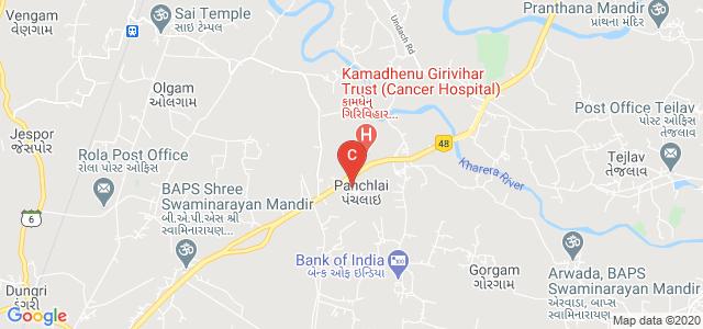 Rmd Ayurveda college and hospital, Panchlai, Gujarat, India
