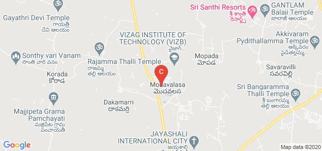 Raghu Engineering College (Autonomous), Visakhapatnam, Andhra Pradesh, India