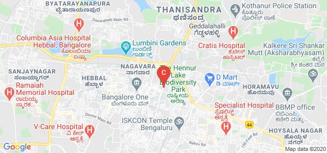 HKBK College of Engineering, Vyalikaval Society, Govindapura, Nagavara, Bangalore, Karnataka, India