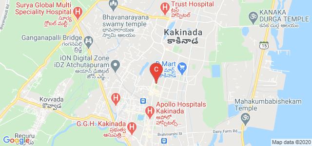 Sanjeev Institute Of Planning And Management, Srinagar, Kakinada, Andhra Pradesh, India