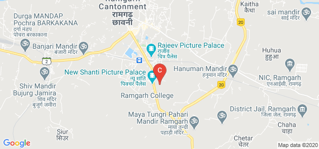 Ramgarh Cantonment, Ramgarh, Jharkhand 829122, India