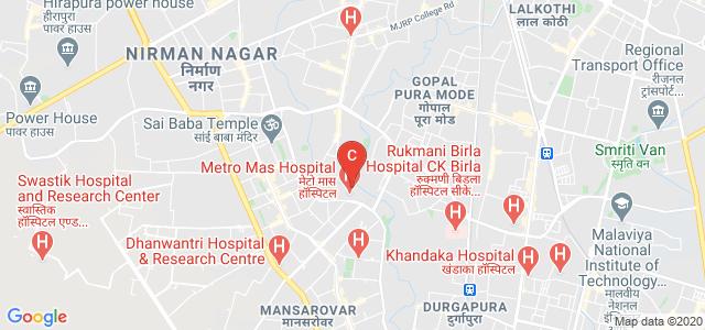 S S Jain Subodh Management Institute, Shanthi Nagar, Mansarovar, Jaipur, Rajasthan, India