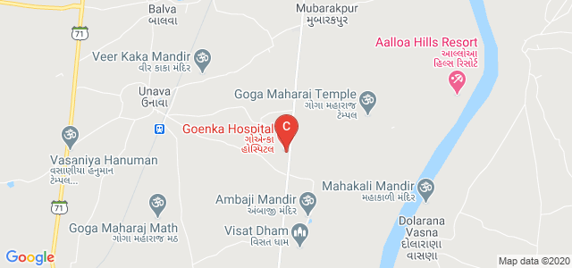 Manjushree institute of nursing science, Goenka Hospital Road, Pindharada, Gandhinagar, Gujarat, India