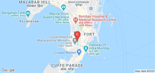University of Mumbai, Mahatma Gandhi Road, Mantralaya, Fort, Mumbai, Maharashtra, India