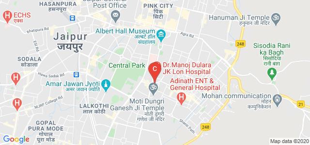 University of Rajasthan, Talvandi, Jaipur, Rajasthan, India