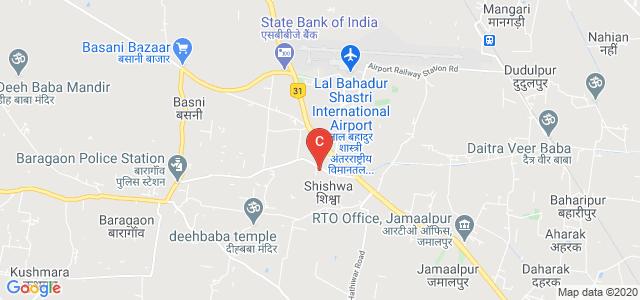 Raj School of Management Sciences, Shishwa, Varanasi, Uttar Pradesh, India