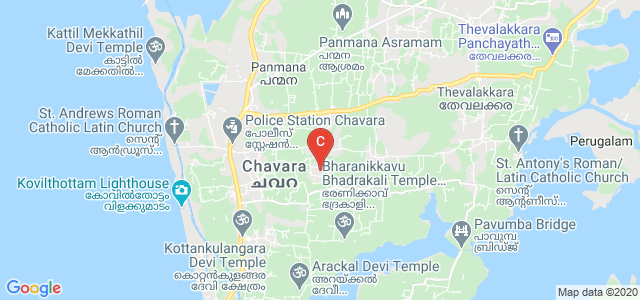 Member Sree Narayana Pillai Institute of Management and Technology, Eruveli, Chavara, Kollam, Kerala, India