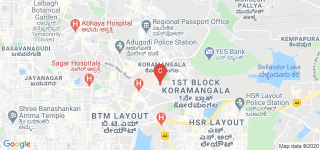 RJS Institute of Management Studies, Mahayogi Vaemana Road, 17th Main, 5th Cross, Koramangala 3 Block, Koramangala, Bangalore, Karnataka, India