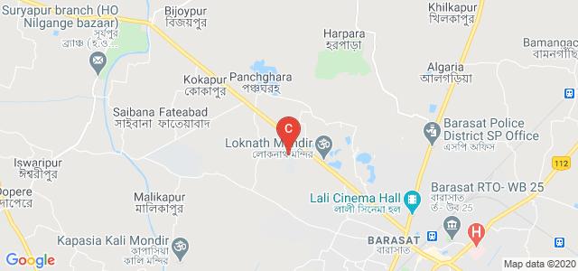 Adamas University, Barasat - Barrackpore Road, 24 Parganas North, Jagannathpur, Kolkata, West Bengal, India