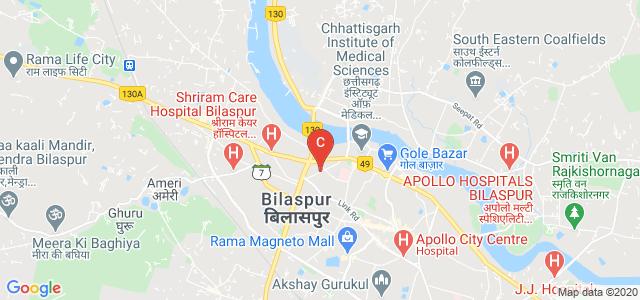 P.N.S. College, Rajendra Nagar, Masanganj, Bilaspur, Chhattisgarh, India