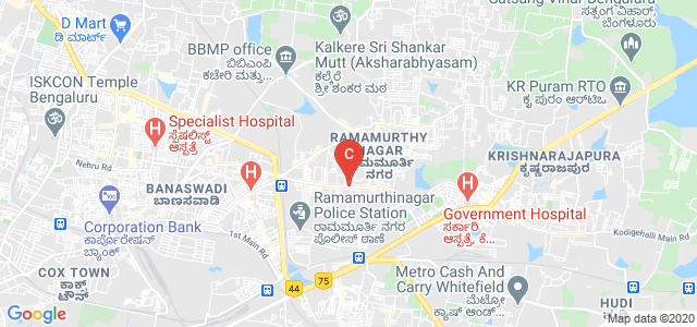 Ramamurthi Nagar Main Rd, Dodda Banaswadi, Bengaluru, Karnataka, India