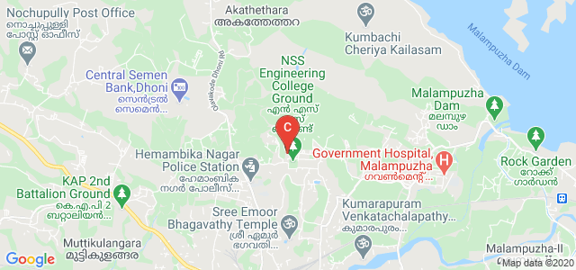 NSS College of Engineering, Athira Nagar, Puthuppariyaram, Palakkad, Kerala, India