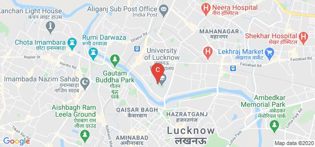 University of Lucknow, University Road, Babuganj, Hasanganj, Lucknow, Uttar Pradesh, India