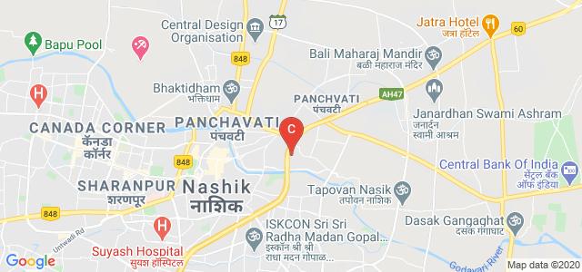Panchavati College of management and computer science, Mumbai - Agra National Highway, Near Kanamvar Bridge, Panchavati, Nashik, Maharashtra, India