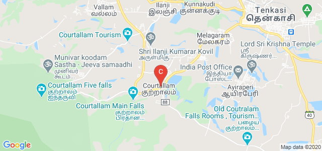 Sri Parasakthi College for Women, Courtallam, Tamil Nadu, India