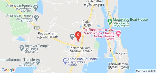 Prof.Dhanapalan College Of Arts & Science, Old Mamallapuram Road, Chennai, Tamil Nadu, India