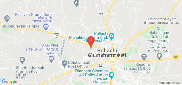 NGM College, Palaghat, Pollachi, Coimbatore, Tamil Nadu, India