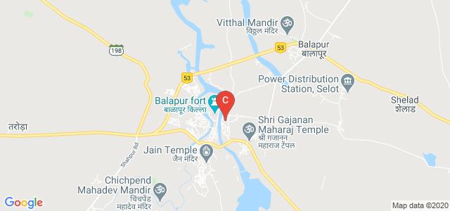 Vitthal Mandir Mali Pura Kasarkhed Balapur, Kasaar Khera, Balapur, Akola, Maharashtra, India