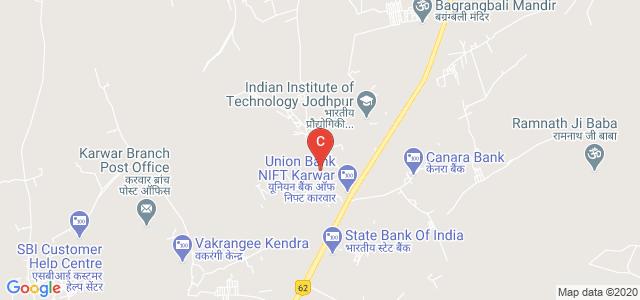 Indian Institute of Technology Jodhpur (Permanent Campus), Jheepasani, Rajasthan, India