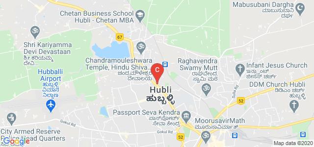 PC Jabin Science College, Hubli - Dharwad Highway, Vidya Nagar, Hubli, Karnataka, India