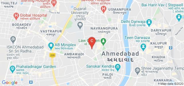 IBS Business School Ahmedabad, Panchavati Society, Gulbai Tekra, Ahmedabad, Gujarat, India