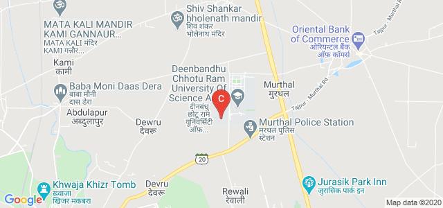 Academic block, Sonipat, Haryana, Indiaat, Haryana, India