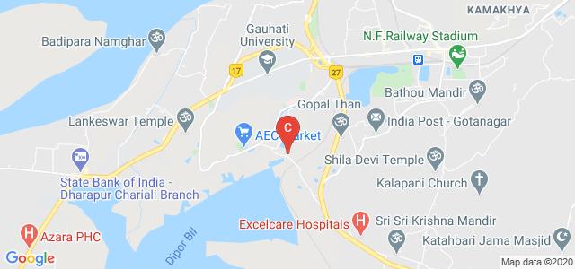 Assam Science and Technology University, Jalukbari, Guwahati, Assam, India