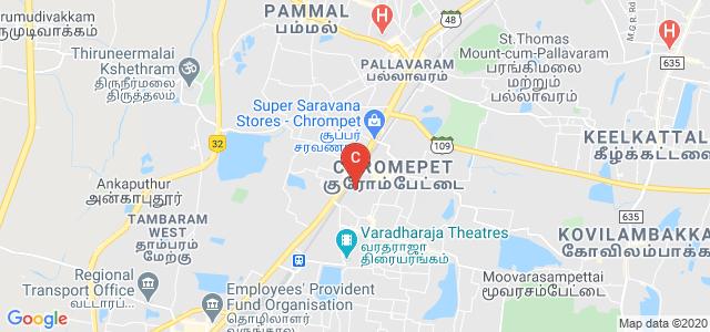Madras Institute Of Technology, Anna University, Radha Nagar, Chromepet, Chennai, Tamil Nadu, India