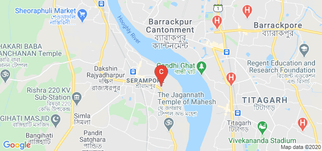 Government College of Engineering and Textile Technology, William Carey Sarani, Maniktala, Serampore, West Bengal, India
