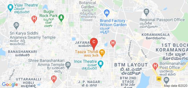 B E S Institute Of Technology, 4th T Block East, Pattabhirama Nagar, Jayanagar, Bengaluru, Karnataka, India