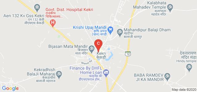 Kekri, Ajmer, Rajasthan 305404, India