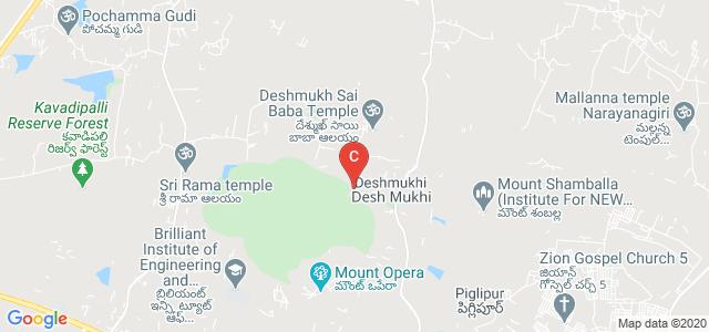 St.Mary's Engineering College, Deshmuki Village, Hyderabad, Telangana, India