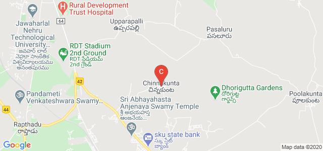Sri Krishnadevaraya University, Anantapuram, Andhra Pradesh, India