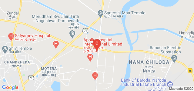 Shree Swaminarayan Institute of Technology, GIDC Bhat, Bhat, Gandhinagar, Gujarat, India