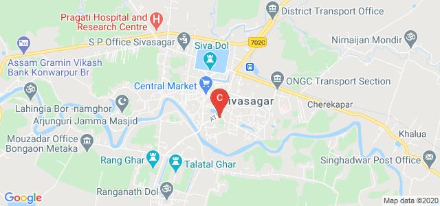 Assam Rajiv Gandhi University Of Cooperative Management (Temp campus), Assam Trunk Road, Jengonikatia, Sivasagar, Assam, India