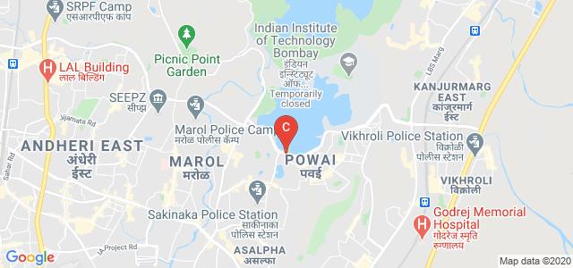 Powai Flyover, IIT Area, Mumbai, Maharashtra, India