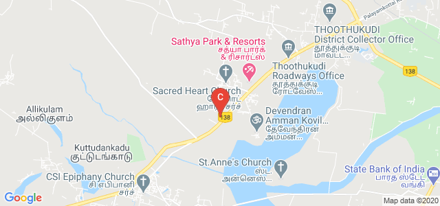 Bishop Caldwell Arts and Science College, Maravanmadam, Thoothukudi, Tamil Nadu, India