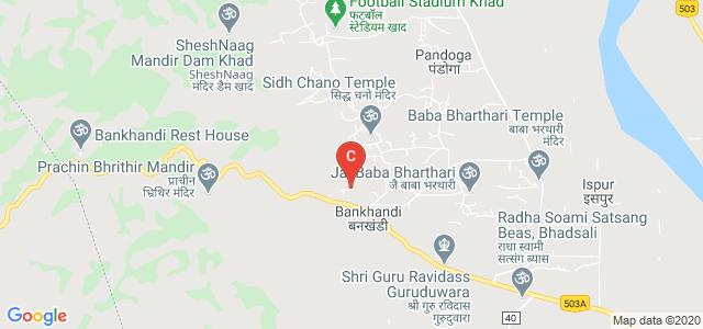 KC B.Tech Block, Pandoga, Himachal Pradesh, India