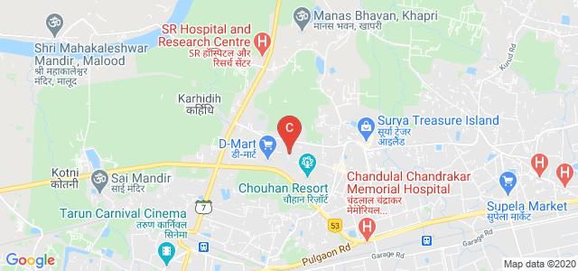 Shri Shankaracharya Group of Institutions (S1), Junwani, Smriti Nagar, Bhilai, Chhattisgarh, India