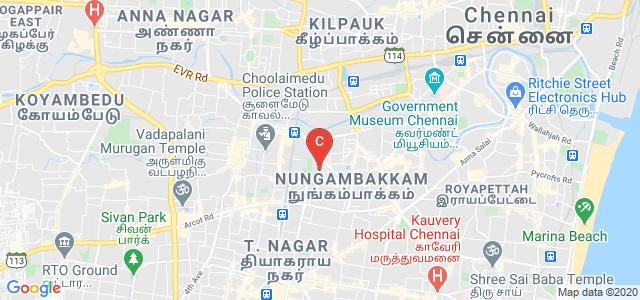 Loyola Institute Of Business Administration, Sterling Road, Mahalingapuram, Nungambakkam, Chennai, Tamil Nadu, India