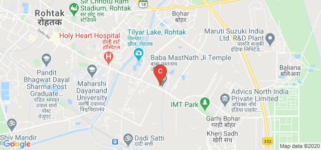 Baba Mastnath University, Sector-29, Rohtak, Haryana, India