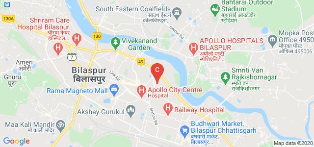 Atal Bihari Vajpayee University, Tikapara Colony, Bilaspur, Chhattisgarh, India