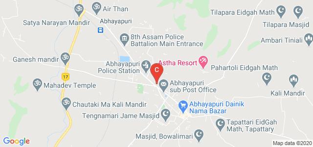 Abhayapuri College, Main Road Abhayapuri, Abhayapuri, Bongaigaon, Assam, India