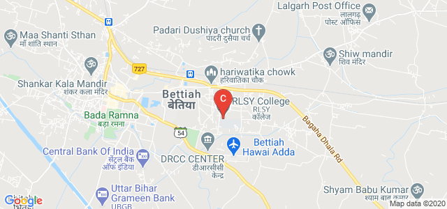 RLSY College, Kargahia Purab, Bettiah, Bihar, India