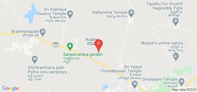 Chiranjeevi Reddy Institute of Engineering and Technology, Anantapur, Andhra Pradesh, India