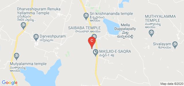 Ramanandatirtha Engineering College, Nagarjuna Sagar Road, Nalgonda, Telangana, India