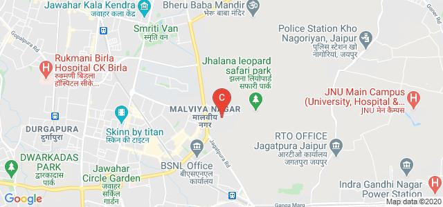 Birla Institute of Technology, Mesra, Jaipur Campus, Malviya Nagar Industrial Area, Malviya Nagar, Jaipur, Rajasthan, India