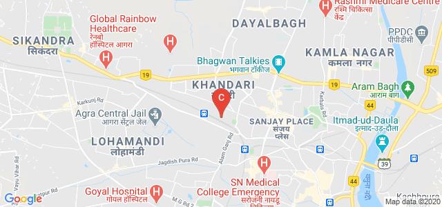 Bhaavya Technical Institute, 21KM, Milestone, NH 3 - NH 2 bypass road, Pushpa Vihar Colony, Khandari, Agra, Uttar Pradesh, India