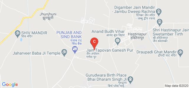 Hastinapur Institute of Technology, Ganeshpur - Hastinapur Road, Uttar Pradesh, India